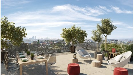 Appartement neuf Plein r investissement loi Pinel à Houilles