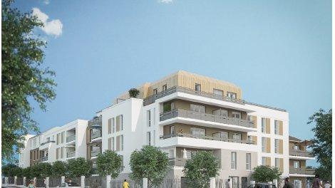 Appartement neuf Carre Aubepines éco-habitat à Livry-Gargan