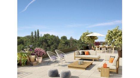Appartement neuf Le Clos des Vignes investissement loi Pinel à L'Étang-la-Ville