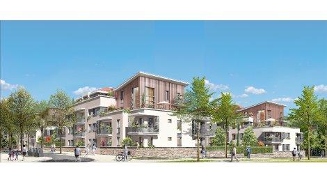 Appartement neuf Artistik éco-habitat à Cormeilles-en-Parisis