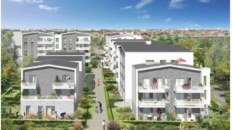 Appartement neuf Orig'in investissement loi Pinel à Villepinte