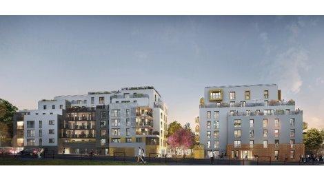 Appartements neufs Equinox éco-habitat à Bezons