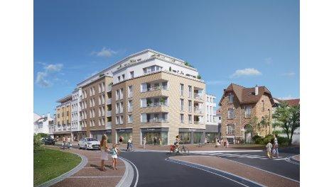 Appartement neuf L'Ecrin investissement loi Pinel à Montfermeil