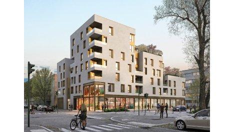 Appartement neuf Variation investissement loi Pinel à Massy