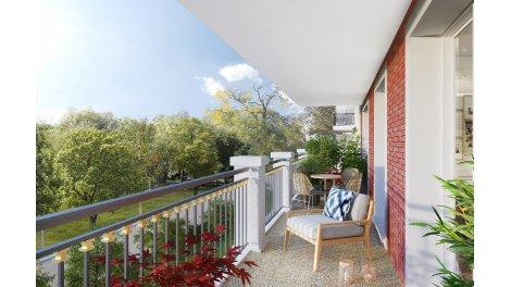 Appartement neuf Caract'Air éco-habitat à Le Plessis Trévise