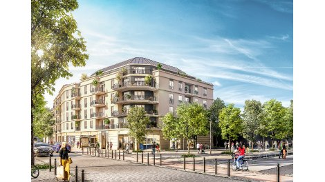 Appartement neuf Square éco-habitat à Sartrouville