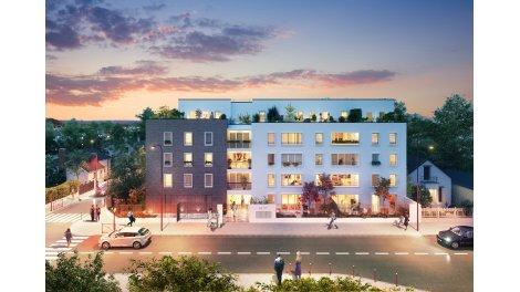 Appartements neufs Le 97 éco-habitat à Bezons