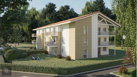 Appartement neuf Domaine de la Garenne à Castelnau-de-Medoc