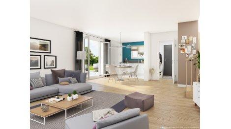 Appartement neuf Belicia éco-habitat à Soustons