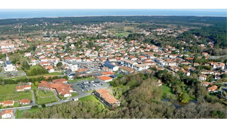 Appartements neufs Lastrada éco-habitat à Ondres