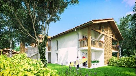appartement neuf à Vieux-Boucau-les-Bains