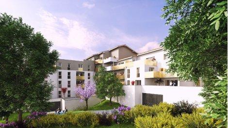 Appartements neufs L'Oree Baiona éco-habitat à Bayonne
