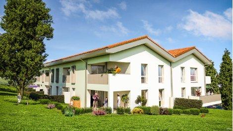 Appartements neufs Résidence Ô'Ceane éco-habitat à Saint-Martin-de-Seignanx