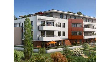 Appartement neuf Le Clos des Fees éco-habitat à L'Union