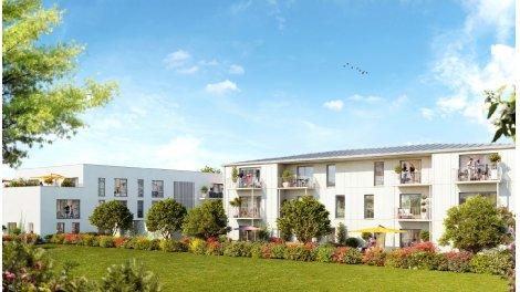 Appartement neuf Linden Park à Toulouse