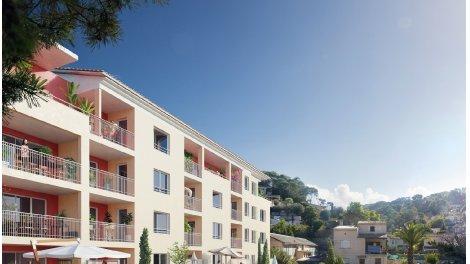 Appartement neuf Le Cosy investissement loi Pinel à Drap