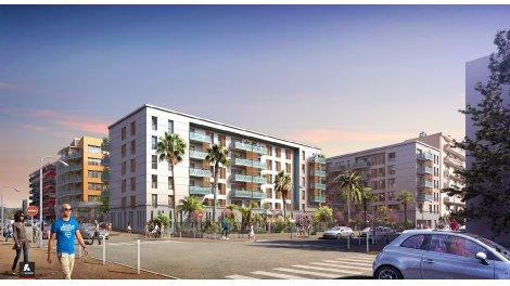 Appartement neuf Arc en Ciel à Nice