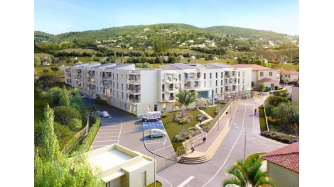 Appartement neuf La Garance à Draguignan