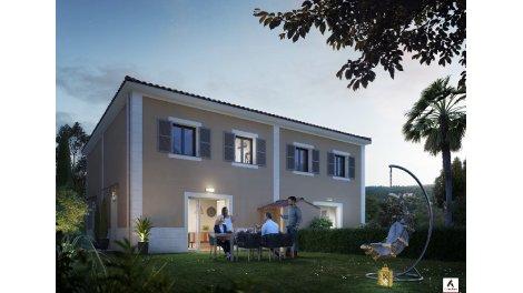 Maisons neuves Les Magentas investissement loi Pinel à Draguignan