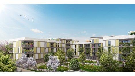 Appartement neuf Résidence Patio investissement loi Pinel à Aubagne