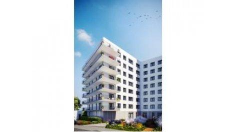 Appartement neuf Les Docks Libres 2 à Marseille 3ème