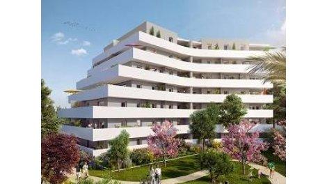 Appartement neuf Rochecourbiere à Marseille 12ème