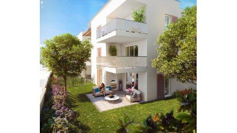 Appartement neuf 85 Clot Bey à Marseille 8ème