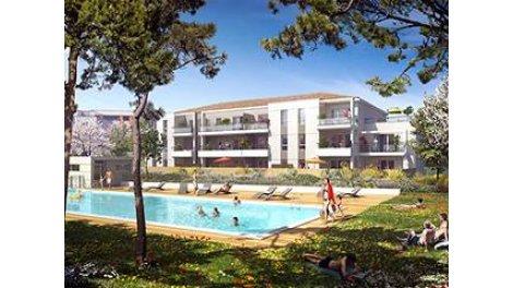 Appartement neuf Nouvelles Terres à La Londe-les-Maures