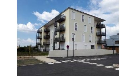 Appartement neuf Luberia investissement loi Pinel à Cavaillon