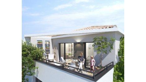 Appartements et maisons neuves Le Domaine de Rose à Sanary-sur-Mer
