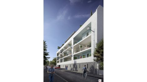 Appartement neuf Alfred & George investissement loi Pinel à Toulon