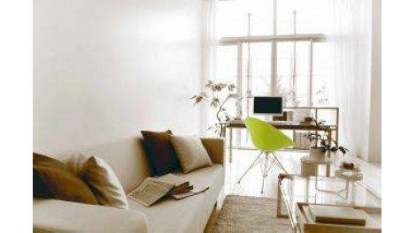 Appartement neuf St Just investissement loi Pinel à Marseille 13ème