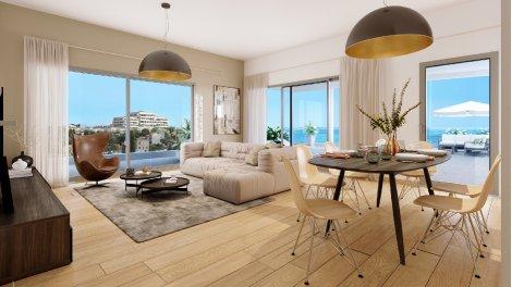 immobilier basse consommation à Marseille 8ème