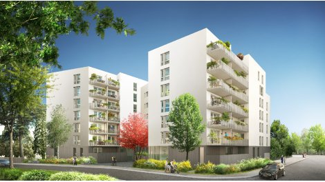 Appartement neuf Only Swan éco-habitat à Givors