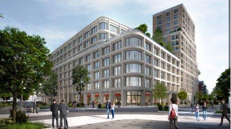 Appartement neuf Vill'Arborea Plaza investissement loi Pinel à Lyon 7ème