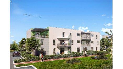 Appartement neuf Les Jardins de Jade à Cébazat