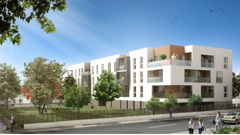 Appartement neuf Impulsion à Givors