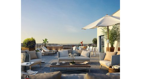 Appartement neuf Epure investissement loi Pinel à Tassin-la-Demi-Lune