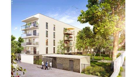 Appartement neuf Innais investissement loi Pinel à Vaulx-en-Velin