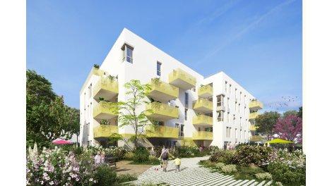 Appartement neuf Link it éco-habitat à Vénissieux