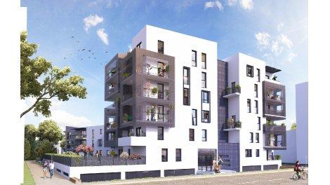 Appartement neuf O'Livia investissement loi Pinel à Dijon