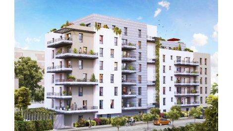 Appartement neuf Millesime éco-habitat à Clermont-Ferrand