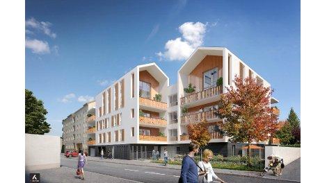 Appartement neuf L'Atelier Republique à Décines-Charpieu
