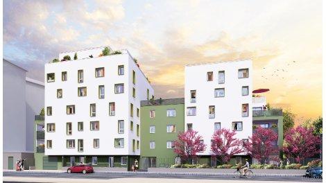 Appartement neuf Atyka à Villeurbanne
