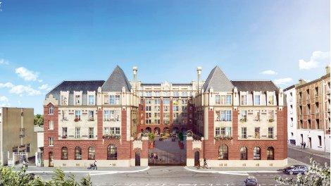 Appartement neuf Blason investissement loi Pinel à Le Havre