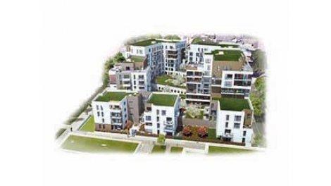 Appartements neufs Les Terrasses Luciline investissement loi Pinel à Rouen