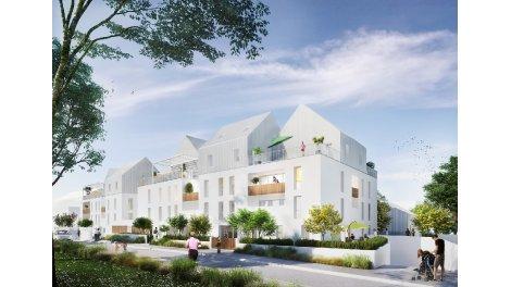appartement neuf à Saint-Herblain