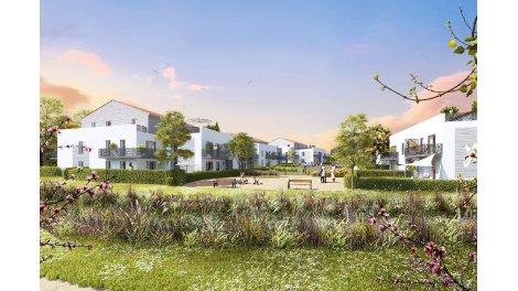 Appartement neuf Le Clos des Capucines éco-habitat à Olonne-sur-Mer