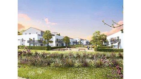 Appartement neuf Le Clos des Capucines 2 investissement loi Pinel à Olonne-sur-Mer