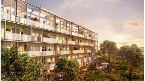 Appartement neuf Open'r éco-habitat à Mérignac